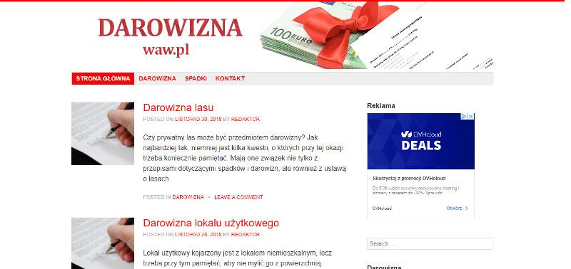 darowizna.waw.pl-screen